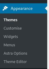 wordpress-appearance-menu-4268431