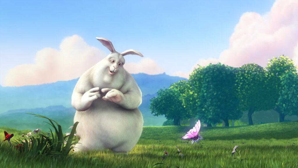 Big Buck Bunny Film